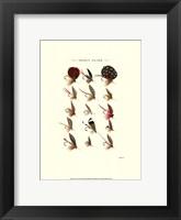 Framed Trout Flies II