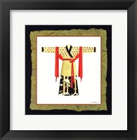 Framed Kimono II