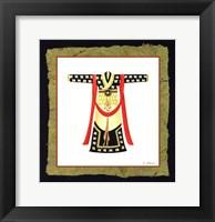Framed Kimono III