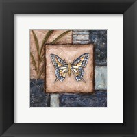 Butterfly Montage I Framed Print