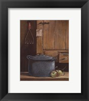 Apple Dumplings Framed Print