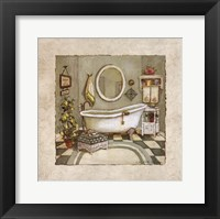 Framed Garden Bath I