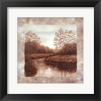 Serenity Collection I Framed Print