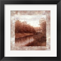 Serenity Collection II Framed Print