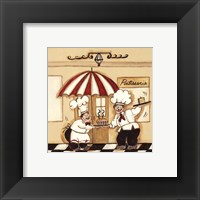 Patisserie Framed Print