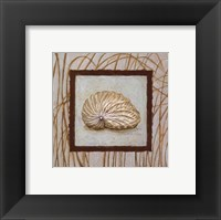 Coastal Escape I Framed Print