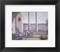 Shades of Summer I Framed Print
