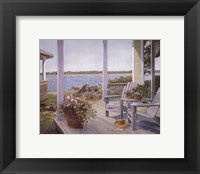 Shades of Summer II Framed Print