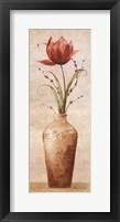 Framed Tamara's Tulip