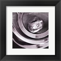 Tea Ball Framed Print