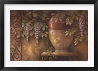 Framed Affresco di Fiore II