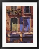 Framed Reflejos de Marsella II