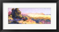 Glory in the Morning I Framed Print