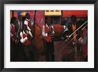 Framed Dukes Dixieland