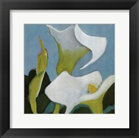 Framed Calla Lillies 4