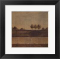 Framed Silent Journey I - mini
