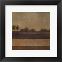 Framed Silent Journey II - mini