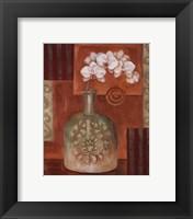 Framed Orchid I - petite