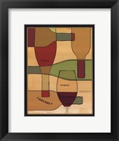 Wine Cellar II Framed Print