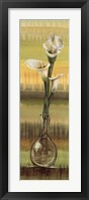 Framed Calla Lilies