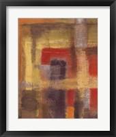 Framed Ginger Dawn