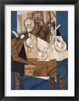 Framed Breakfast, 1914