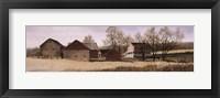 Framed Elder Farm