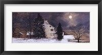 Framed Cold Night