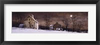 Framed Mill Moon