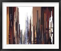 Framed Urban Abstract No. 165
