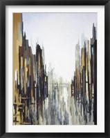 Framed Urban Abstract No. 141