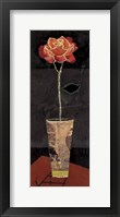Framed Rose Fantasy