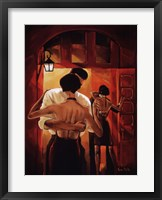 Tango Shop I Framed Print