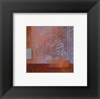 Spa Inspirations III Framed Print