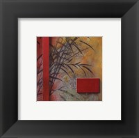 Spa Inspirations IV Framed Print