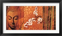 Framed Buddha Panel I