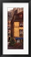La Floristera II Framed Print