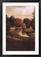Framed Summer's Passage II