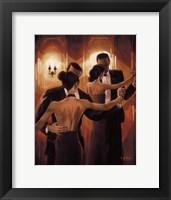Tango Shop II Framed Print