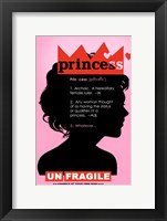 Framed Princess
