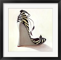 Highheels - Coolness Framed Print