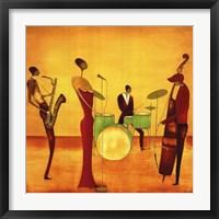 Framed Jazz Band