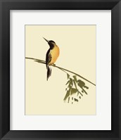 Framed Bird