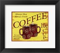 Framed Coffee 10