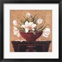 Framed Zen Tulips