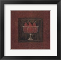Fruit Compote II Framed Print