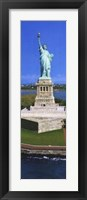 Framed Statue of Liberty Ny