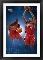 Framed Bobcats-Team