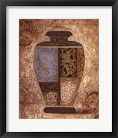 Framed Exquisite Etchings I