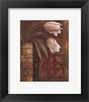 Framed Tulip Interlude I